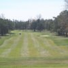 A view of a fairway at Escanaba Country Club