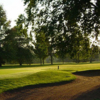 A view of a green at Ottumwa Country Club