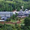 Aerial view from Brasstown Valley Resort