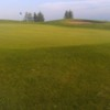 A view of green #2 at Oxbow Country Golf Course