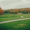 A fall view from Farm Golf Club