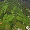 Aerial view of the Garrison Golf and Country Club