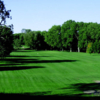 A view of the 1st fairway at Ord Golf Club