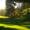 A view from Beau Pre Golf Club