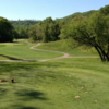 A view from tee #3 at Drugan's Castle Mound