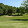 A view from the 1st fairway at Drugan's Castle Mound