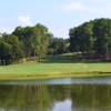 A view over the water from Prattville Country Club