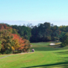 A view of a fairway at Maplehurst Country Club
