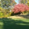 A view of a hole at Cape Jaycee Municipal Golf Course