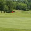 A view of a green at Cape Jaycee Municipal Golf Course