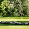 A view of a green at Southbrook Golf Club