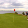 A view of a hole at Harbor Golf Club and Resort