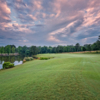 View of the 10th green at Stonemont at Stone Mountain Golf Course