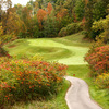 View from Hockley Valley GC's 10th hole