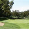 A view of hole #7 at 3 Lakes Golf Course