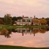 View of the clubhouse at Great Rock Golf Club