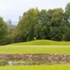 3rd green at Castle Barna Golf Club