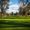 View of a fairway at Alhambra Golf Course