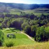View of a green at Hockley Valley Golf Course