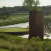 View of the 18th green at Oak Country Club