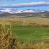 View of a green from Grand Elk Golf Course