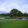Looking back from the 10th green at Santa Rosa Golf & Beach Club