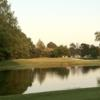 View of the 14th hole at Glen Eagle Golf Course