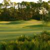 View of a green at Riverwood Resort