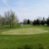 View of the 6th green from the Center course at Cardinal Creek Golf Course