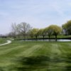 View of the 3rd tee box from the Center course at Cardinal Creek Golf Course