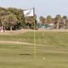 A view of a green at Spessard Holland Golf Course