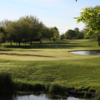 A view of green #16 at Albany Golf Club