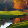 Water come into play on several holes at Bowling Green Golf Club
