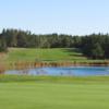 A view of a fairway at Gordon Pines Golf Club