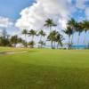 A view of a green at The Wyndham Rio Mar Beach Resort