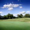 View of a green at Ledges Golf Club