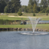 A view from Auburn Golf Course