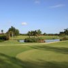 View from a green at Don Shula's Hotel & Golf Club