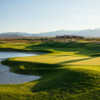 View from the par-5 3rd on the Snow Mountain course at Las Vegas Paiute Resort