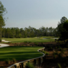 A view from tee #1 at Old Corkscrew Golf Club