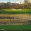 A view of the 15th hole from Atikwa Golf Club at Arrowwood Resort