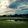 A view of a hole at Oak Ridge Golf Club