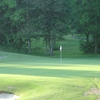 A green view from Dandridge Golf & Country Club