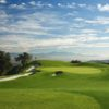 A view of green #11 at Vellano Country Club