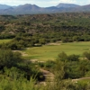 A view from Apache Stronghold Golf Course