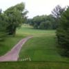 A view from tee #1 at Gold from MontHill Golf and Country Club