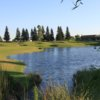 A view from Wildhawk Golf Club with clubhouse in background