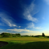 View of the 14th green at Edmonton Garrison Memorial Golf & Curling Club