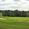 A view of the 9th green at Cleghorn Plantation Golf & Country Club