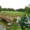 View of the bridge from the 5th hole at Green Valley Country Club